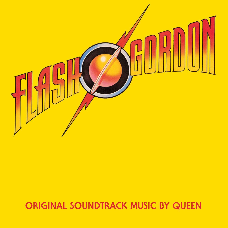 queen flash gordon 2 cd deluxe edition amazon com music rh amazon com flash gordon coloring flash gordon logo copyright