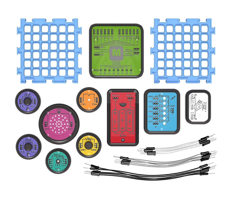 SmartLab Toys Smart Circuits Games & Gadgets Electronics Lab by SmartLab Toys