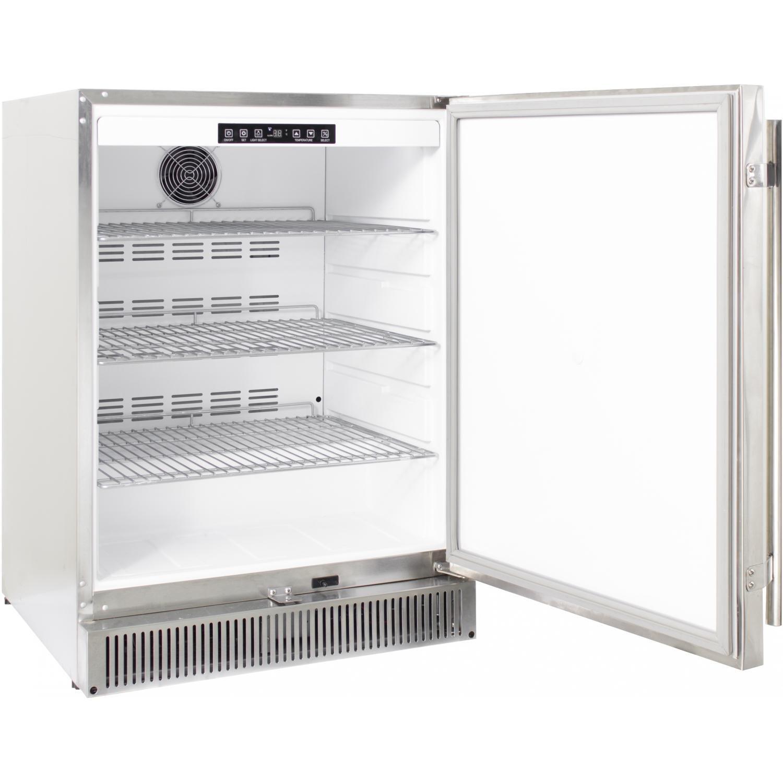 Amazon Blaze Outdoor Rated Stainless Steel Refrigerator BLZ