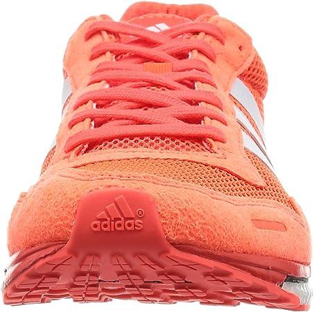 adidas Adizero Adios 3 M Zapatillas, Hombre, Naranja, 40 2/3: Amazon.es: Deportes y aire libre