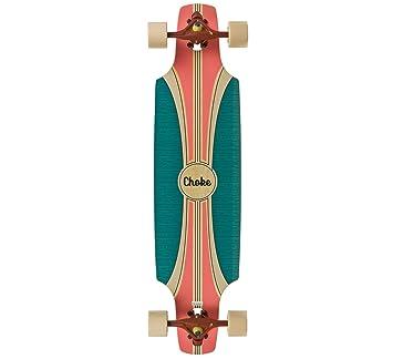 7e4d853938 Choke Longboard Tracer Elite Dropthrough Skateboard  Amazon.co.uk ...