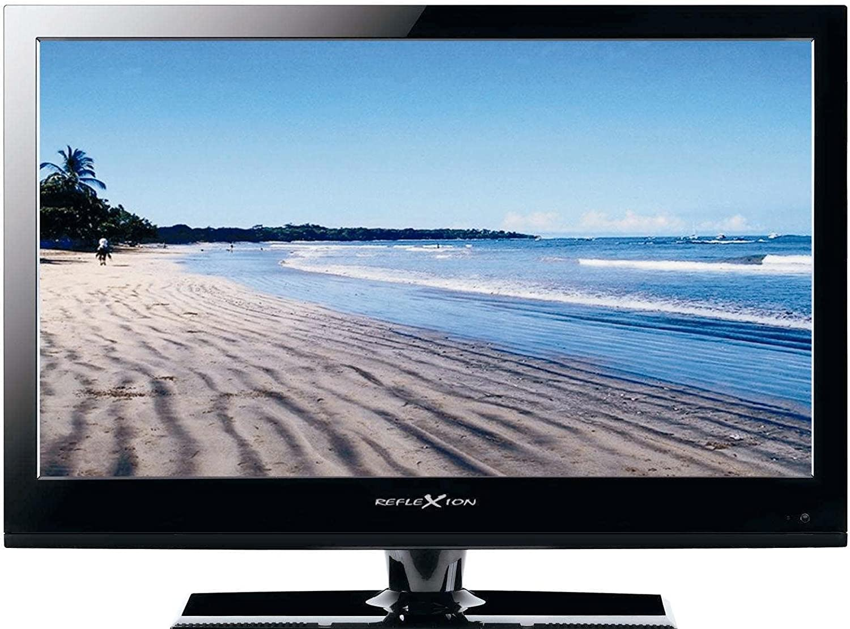 Reflexion LED1940 - Televisor LED (pantalla de 19 pulgadas / 48 cm, DVB-S, DVB-T, puerto USB, 230 V + 12 V, eficiencia energética B) [Importado de Alemania]: Amazon.es: Electrónica