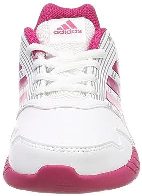 adidas Mädchen Altarun Laufschuhe, Weiß (Footwear WhiteBold