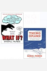 What if and thing explainer [hardcover] 2 books collection set