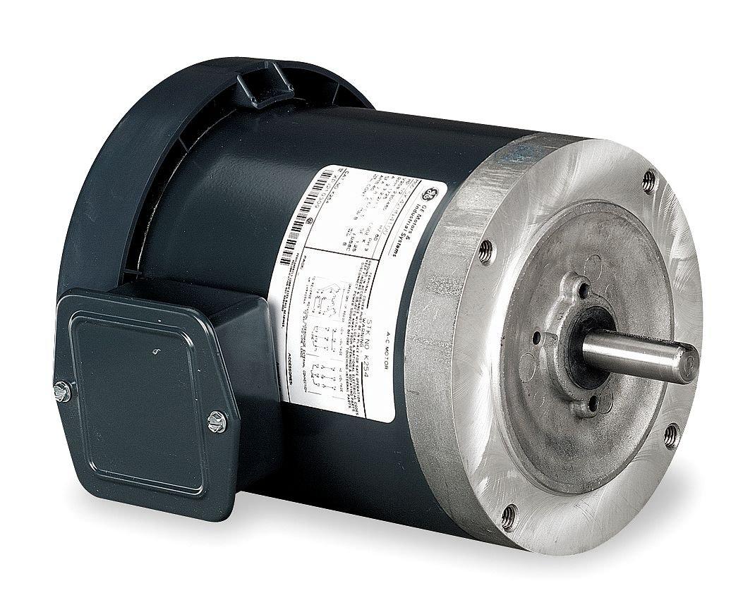 GP Mtr 3 Ph TEFC 3/4 HP 1140 RPM 56C