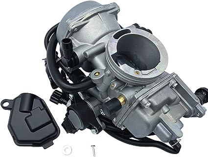 ZHENDA TRX650 carburador Compatible For Honda TRX 650 TRX650 Rincon 2003-2005 ATV 16100-HN8-013 Carb Compatible For Honda TRX650 carburador
