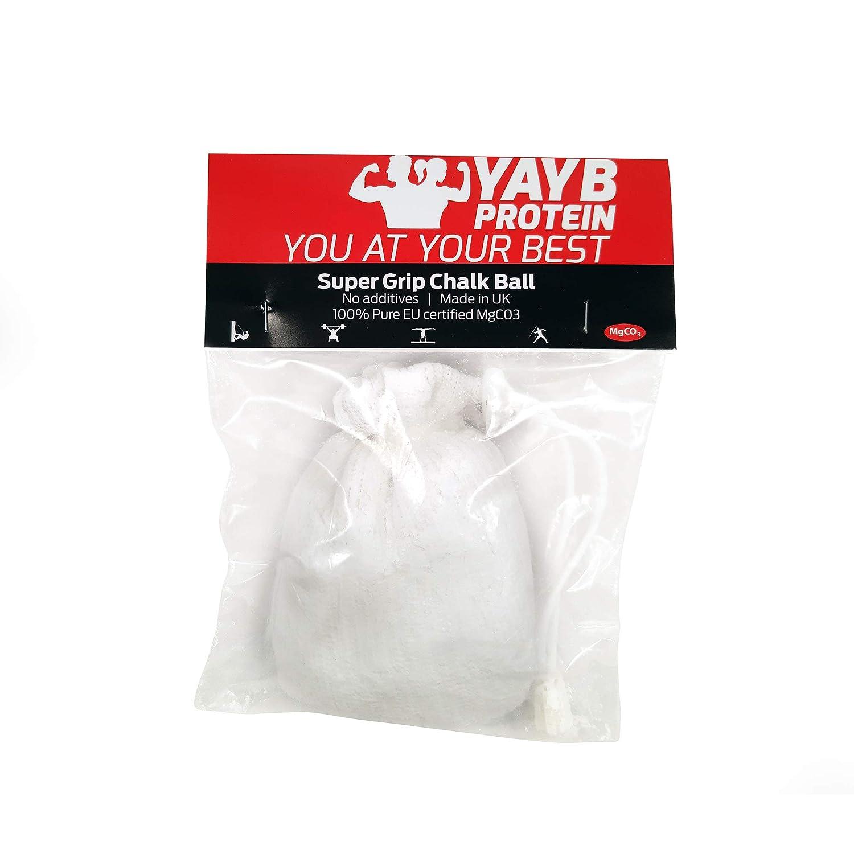 YAYB Pro - Bolso de Tiza y Bolas de Tiza Recargables (carbonato de ...