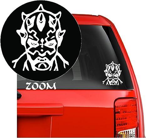 YODA STAR WARS JEDI Force Vinyl Decal Car Wall Laptop Sticker CHOOSE SIZE COLOR