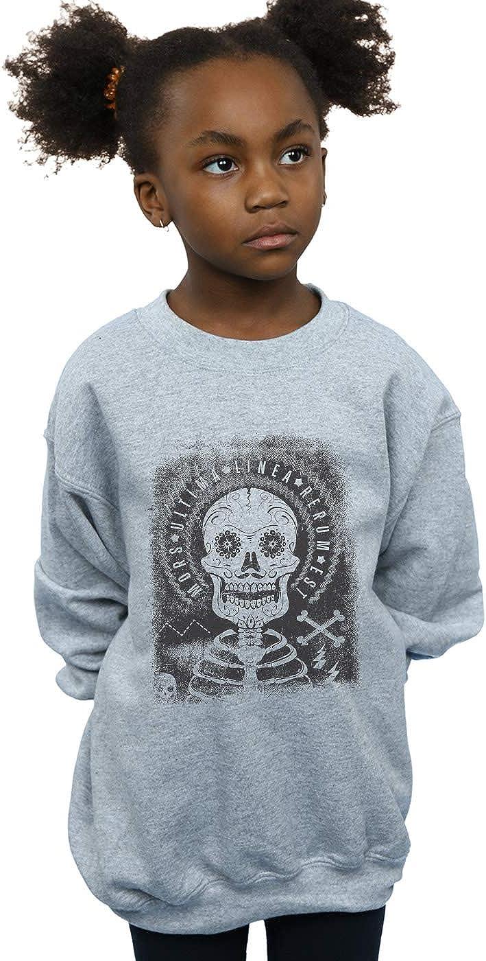 ABSOLUTECULT Drewbacca Girls Dead Skull Sweatshirt
