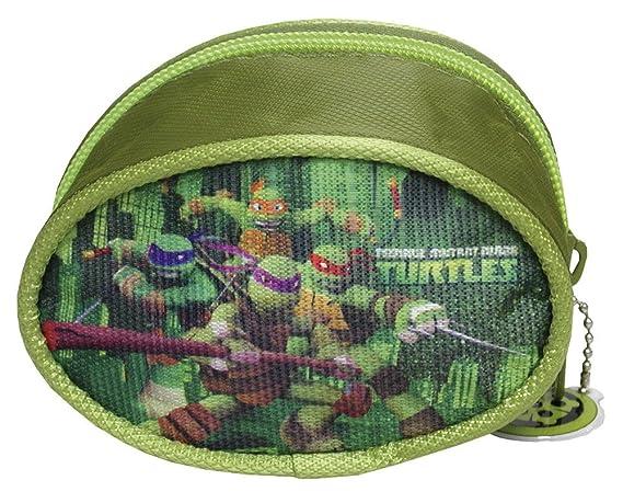 Monedero Tortugas Ninja caparazon: Amazon.es: Juguetes y juegos