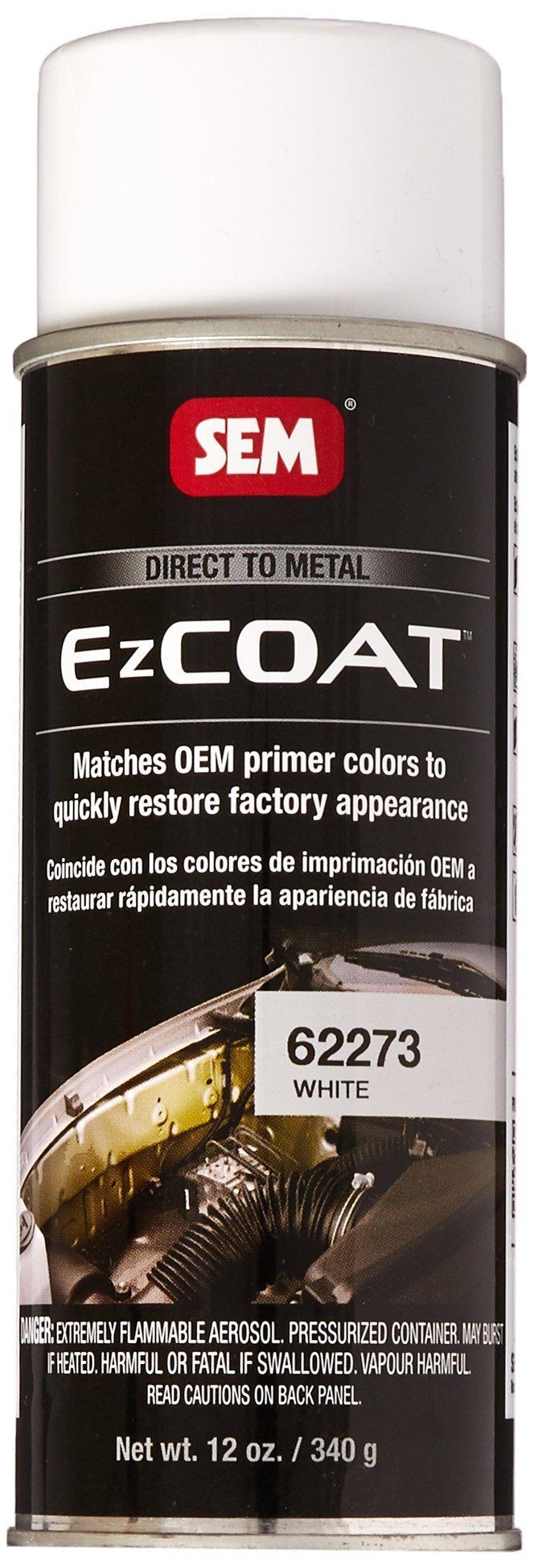 SEM 62273 White Ez Coat - 12 oz.