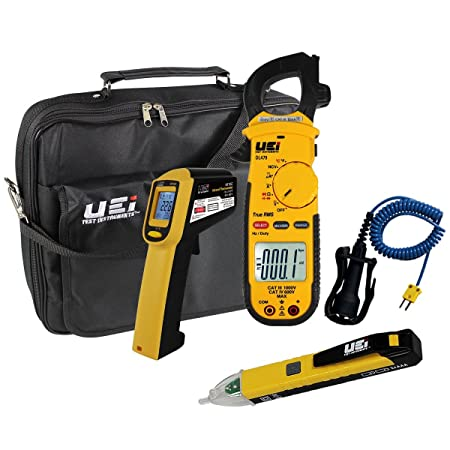 Review UEi Test Instruments HVACKIT