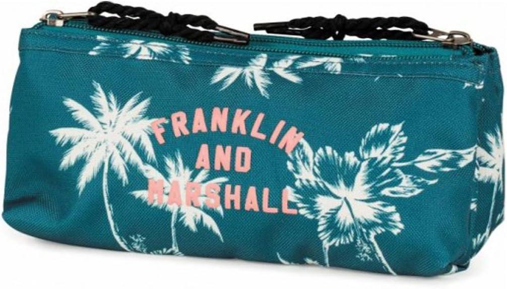 Franklin & Marshall - Estuche portalápices verde: Amazon.es: Oficina y papelería