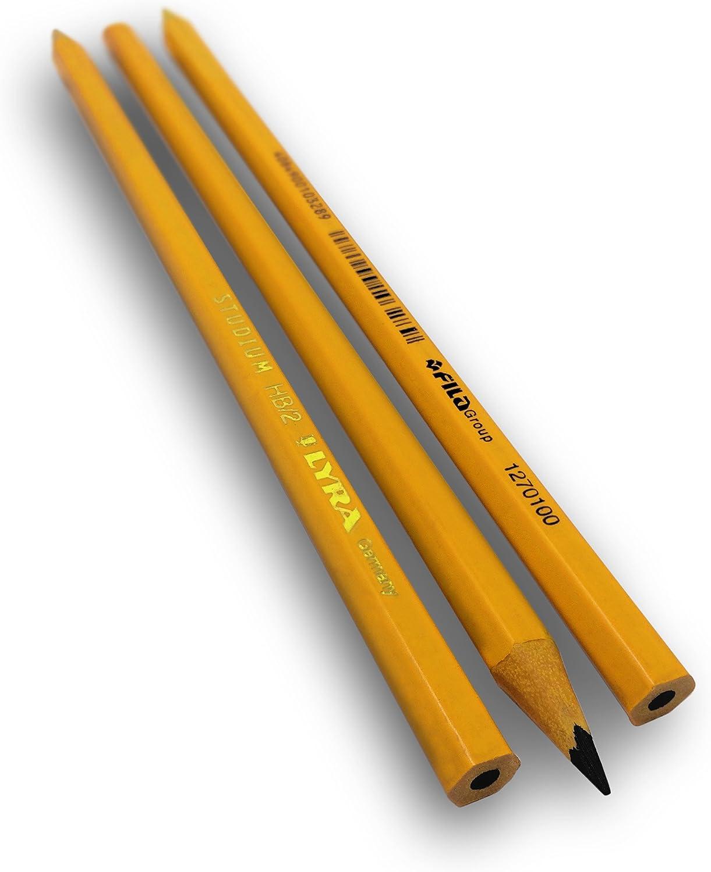 Lyra Crayon Titan sans bois 307//2B Noir