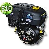 LIFAN 188 Benzinmotor 9,5kW (13PS) 390ccm mit Ölbadkupplung und Reduktionsgetriebe 2:1 Handstarter
