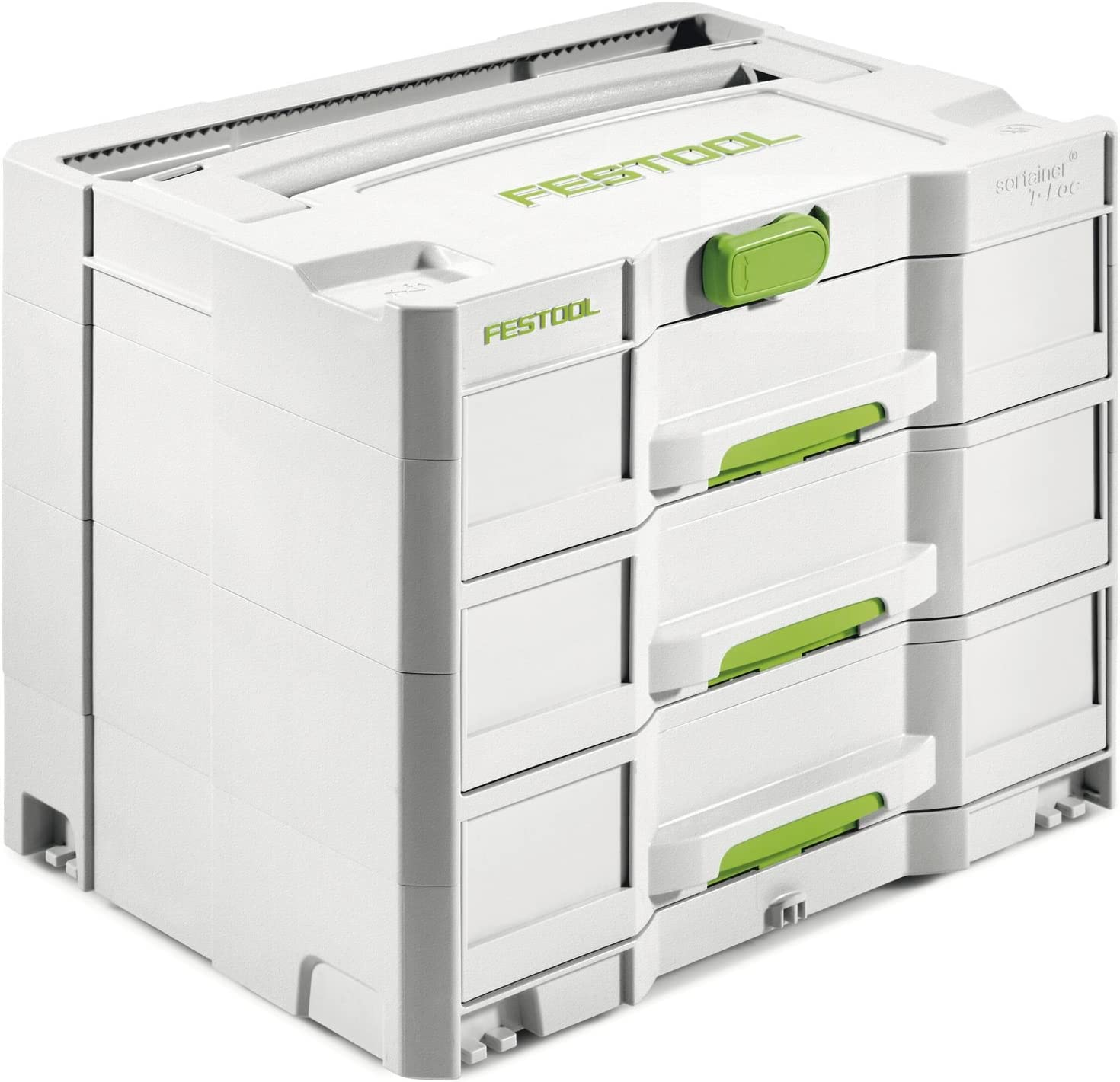 Festool 200119 SYS 4 Sortainer Best Tool Chest Under 500