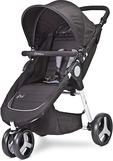 Opinión sobre TERO-580 Frii - Cochecito de bebé, color negro