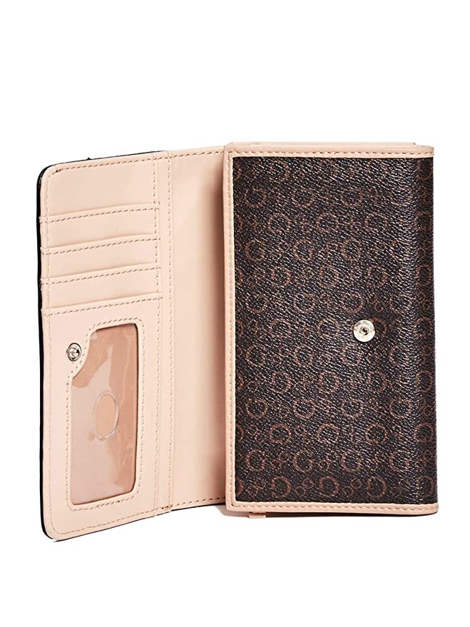 Amazon.com: GUESS Factory - Cartera para mujer con logotipo ...