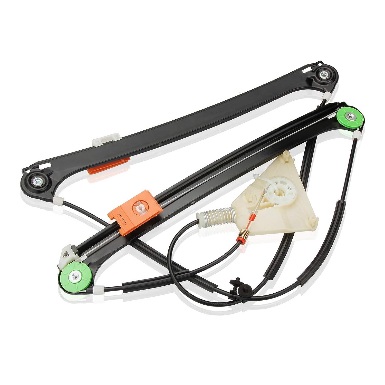 Madlife Garage 8P3837461A Elektrischer Fensterheber ohne Elektromotor Vorne Links 2//3 T/ürer A3 8P1