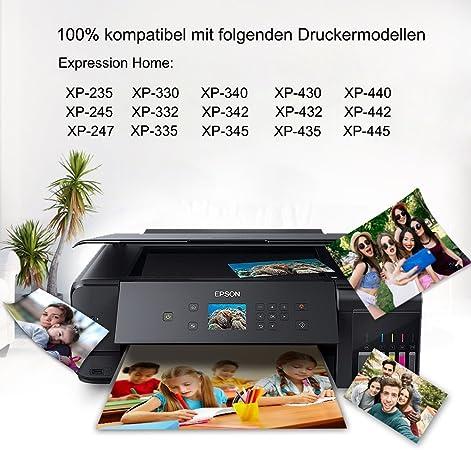 D C 15ml Magenta Druckerpatronen Kompatibel Für Epson 29xl T2993 M Für Epson Expression Home Xp 335 Xp 340 Xp 342 Xp 345 Xp 352 Xp 355 Xp 430 Xp 430 Xp 432 Xp 435 Xp 440 Xp 442 Xp445 Xp452 Xp455 Xp235 Bürobedarf
