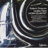 Horn Trio/Horn Qrt