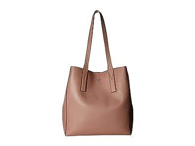 57e92316578999 Image Unavailable. Image not available for. Color: Michael Kors Junie Large  Pebble Leather Handbag ...