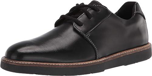 Grandin Plain Oxford Leather Shoes