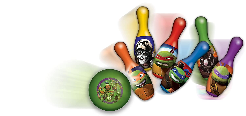 Amazon.com: Tortugas Ninja – Juego de bolos: Sports & Outdoors