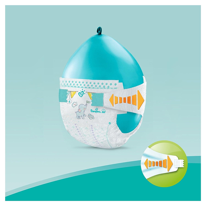 Pampers Baby Dry - Pañales para bebés, Talla 5 (11-16kg), 144 unidades: Amazon.es: Salud y cuidado personal