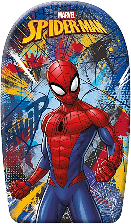 Amazon.com: Smoby 79223 John Spiderman - Tabla de bodyboard ...