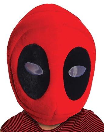 Maskimals Deadpool - Disfraz de Cabeza Grande de Marvel para ...