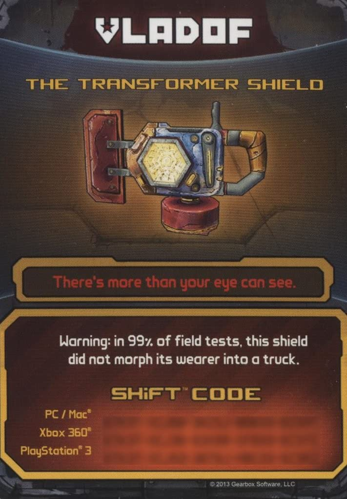 all shift codes borderlands 2 xbox one