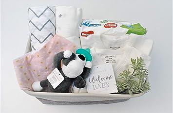 Amazon.com: Set de regalo para baby shower, bebé: Baby