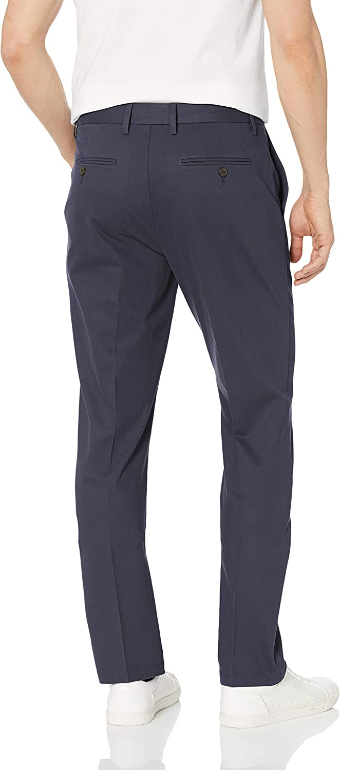 Goodthreads Athletic-fit Wrinkle Free Dress Chino Homme