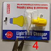 Bayco LBC-400 Recessed Light Bulb Changer - Ceiling