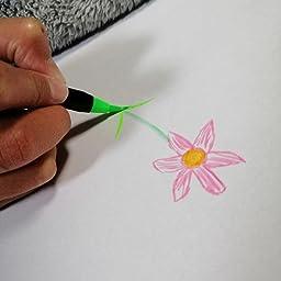 Amazon Co Jp Vacnite 水彩毛筆 カラー筆ペン 72色セット 水性筆ペン 水彩ペン 絵描き 塗り絵 アートマーカー 美術用 事務用 画材 子供用画材 収納ケース付き Hobby