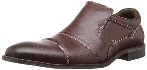 Steve Madden Jaagg Hombre US 9 Marrón Mocasín: Amazon.es: Zapatos y complementos