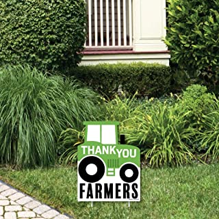 product image for Big Dot of Happiness Thank You Farmers - Outdoor Lawn Sign - Appreciation Yard Sign - 1 Piece