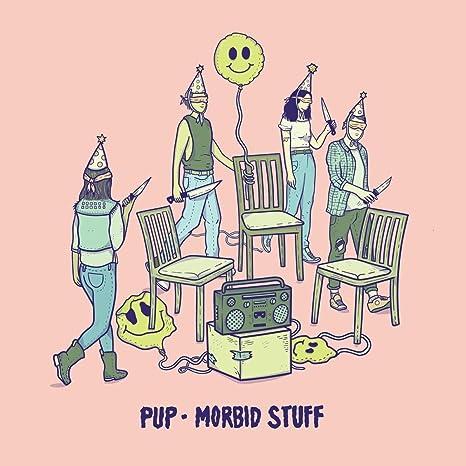 Buy Pup - Morbid Stuff New or Used via Amazon