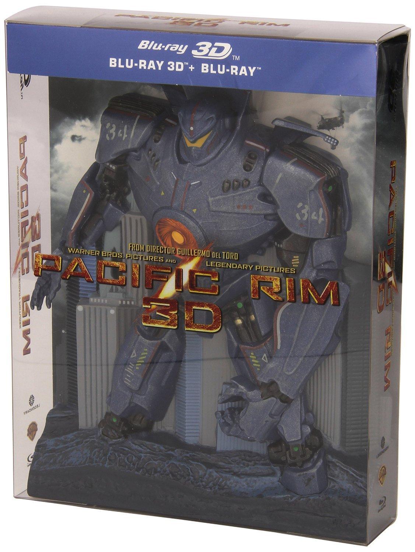 Pacific Rim 3D (Blu-Ray 3D+Blu-Ray) [Blu-ray]: Amazon.es ...