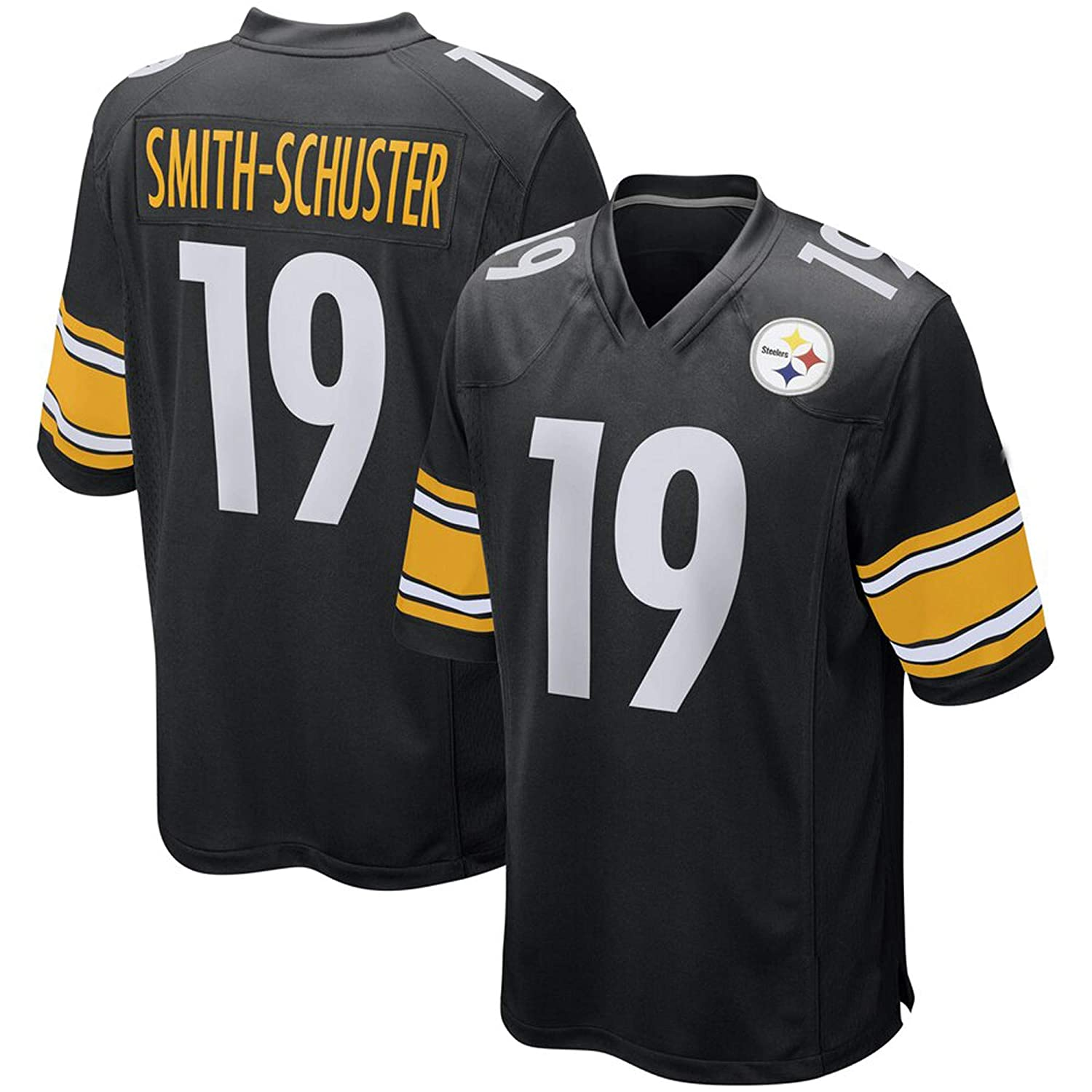official photos f8cc1 2539f Amazon.com: VF LSG Men's Pittsburgh Steelers Juju Smith ...