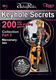 """Keyhole Secrets"" collection of 200 sex role playing games. Part 3 (scenarios 51-75): Illustrated collection of SEX FANTASIES and SEX ROLE PLAYING GAME scenarios"