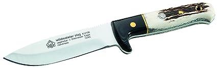 Puma IP Wildmeister Stag - Cuchillo de Caza (Acero 440C ...