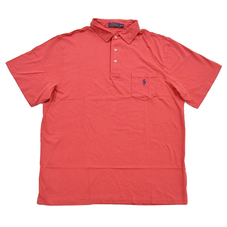 a52e5ebd Top1: Polo Ralph Lauren Mens Big & Tall Classic-Fit Pocket Polo Shirt.  Wholesale ...