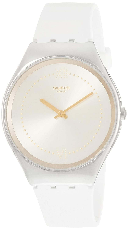 scarpe di separazione acf29 eb3b1 Amazon.com: Swatch Skindoree Watch SYXS108: Watches