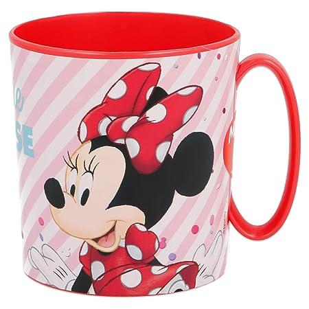 Stor Minnie Mouse - Disney| Taza para niños y niñas con diseño de ...