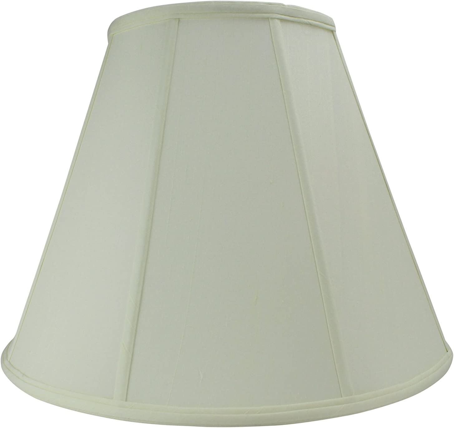 Deep Empire Shantung Silk Softback Lamp Shade Off White Eggshell Color 20 Inch By Upgradelamps Amazon Com