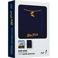 Big Fish + Libreta Moleskine (Edición Limitada) [Blu-ray]