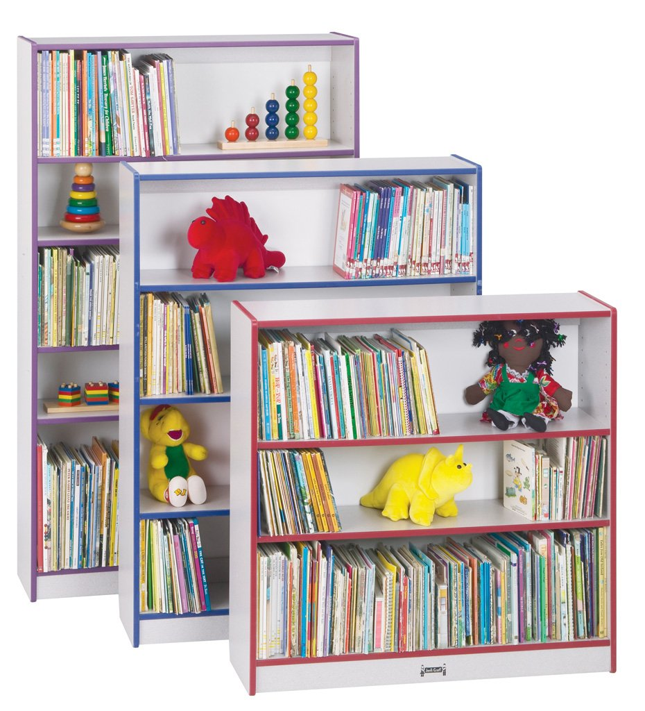 Bookcase  60  High  bluee