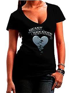 TooLoud Heart Breaker Manly Infant T-Shirt Dark